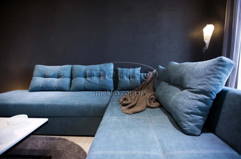 Кутовий диван з поворотним механізмом (Mercury) Меркурій ф-ка Мекко (Ортопедичний) - 3000*2150мм  Бахмач-5