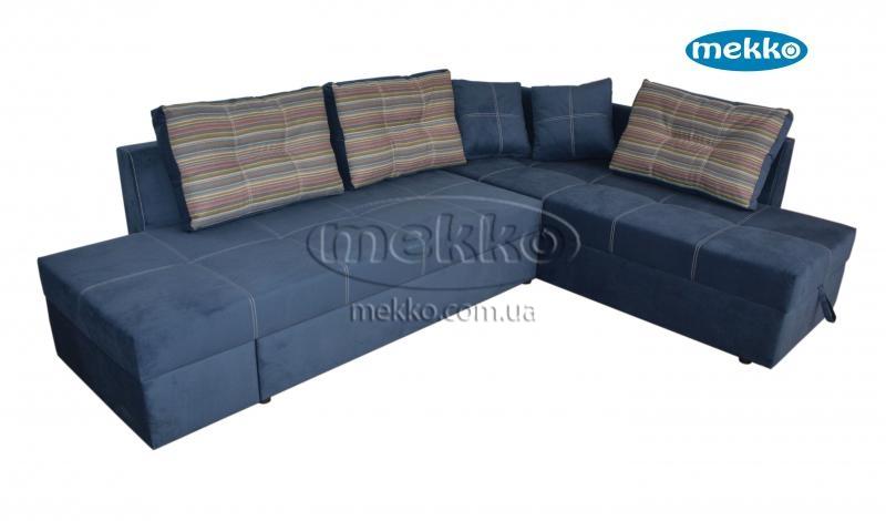 Кутовий диван з поворотним механізмом (Mercury) Меркурій ф-ка Мекко (Ортопедичний) - 3000*2150мм  Бахмач-13