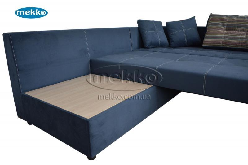 Кутовий диван з поворотним механізмом (Mercury) Меркурій ф-ка Мекко (Ортопедичний) - 3000*2150мм  Бахмач-17