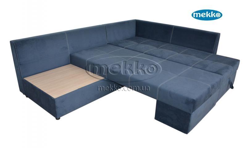 Кутовий диван з поворотним механізмом (Mercury) Меркурій ф-ка Мекко (Ортопедичний) - 3000*2150мм  Бахмач-16
