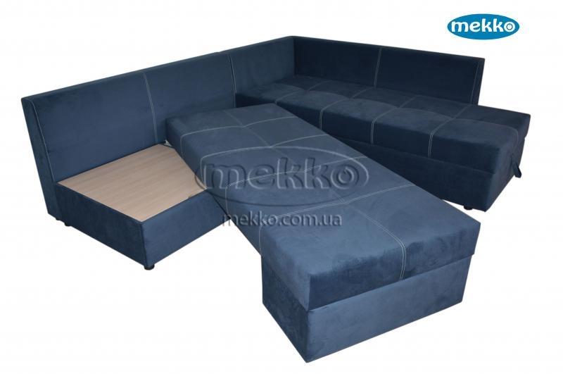 Кутовий диван з поворотним механізмом (Mercury) Меркурій ф-ка Мекко (Ортопедичний) - 3000*2150мм  Бахмач-15