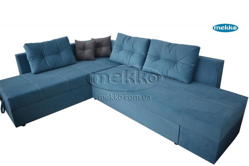 Кутовий диван з поворотним механізмом (Mercury) Меркурій ф-ка Мекко (Ортопедичний) - 3000*2150мм  Бахмач-10