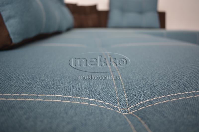 Кутовий диван з поворотним механізмом (Mercury) Меркурій ф-ка Мекко (Ортопедичний) - 3000*2150мм  Бахмач-9