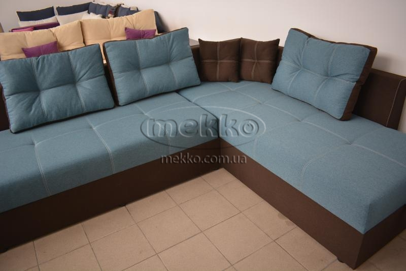 Кутовий диван з поворотним механізмом (Mercury) Меркурій ф-ка Мекко (Ортопедичний) - 3000*2150мм  Бахмач-8